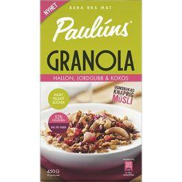 paleo granola svenska