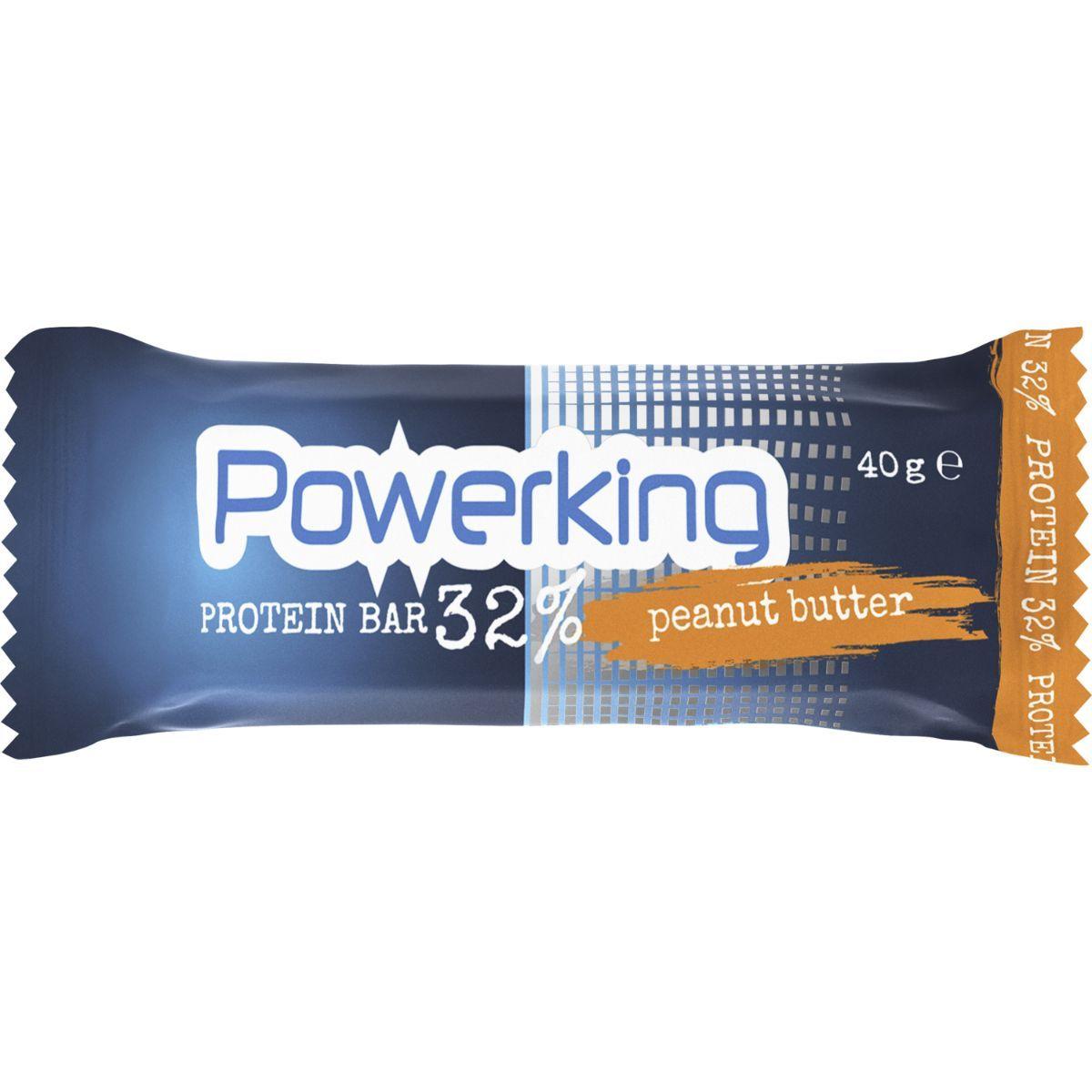 powerking protein bar