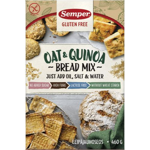 semper soft oat bar